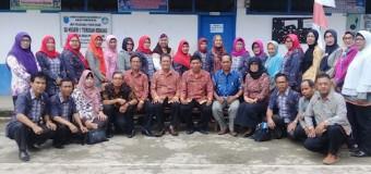 12 Kepsek SD di Kecamatan SP Padang OKI Lakukan Sertijab