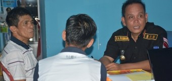 Tes Urine Positif, Kades Tanjung Lubuk Direhabilitasi