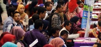 Jumlah Pengangguran di Sumsel Meningkat