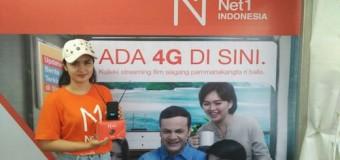 Net1 Bangun Infrastruktur 4GLTE di Musi Banyuasin