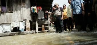Banjir Terus, Tahun Depan Bupati Janji Relokasi