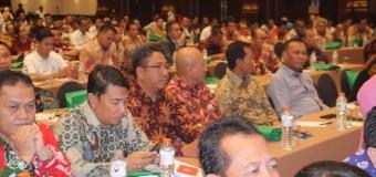 Gelar Rakornas, Menteri Desa PDTT Minta Pemda Cepat Salurkan Dana Desa