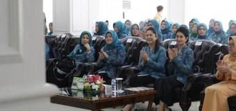 TP PKK Muba dan TP PKK Provinsi Jadikan Gambo Muba Sebagai Produk Unggulan