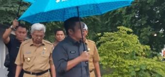 Pulang Ngantor, HD Cek Pompa Booster Sungai Baung