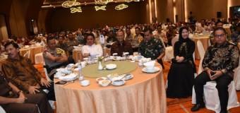 Halal Bihalal dengan PTBA, Herman Deru Ajak BUMN dan BUMD Bebaskan Generasi dari Buta Aksara Al- Qur'an