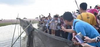 Herman Deru Ajak Warga Ogan Ilir Budidayakan Ikan
