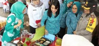 Gelar Festival Pangan B2SA, Tingkatkan Kreatifitas dan Inovasi Pangan Lokal Bernilai Komersial