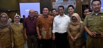 Mentan RI Optimis Tahun 2021 Sumsel Penyumbang Pangan Nomor Wahid di Indonesia