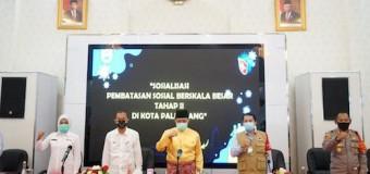 Herman Deru Restui Perubahan Peraturan PSBB Terbaru Kota Palembang