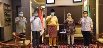 Gubernur Minta Gugus Tugas Kab/Kota Gencar Sosialisasikan Penanganan Covid