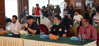 Tinjau Jakabaring Sport City, HD Nyatakan Sumsel Siap Tuan Rumah Piala Dunia Sepakbola U 20