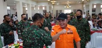 Gubernur Minta Dandim yang Baru Bantu Walikota Pertahankan Zero Konflik