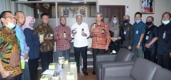 Tingkatkan Kesejahteraan Petani, Wagub Mawardi Dorong Pengembangan Budidaya Pohon Aren di Sumsel