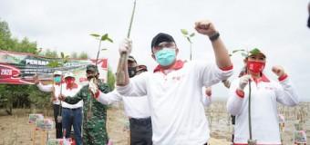 Herman Deru :Taman Wisata Mangrove Sumsel Siap Saingi Bali