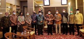 Herman Deru Inisiasi Biaya Sertifikat Tanah Ditanggung APBD