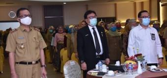 Lomba Vocal Group Lagu Daerah Tingkat (OPD) Provinsi Sumsel, Angkat Potensi Budaya Sumsel Lewat Lomba Lagu Daerah
