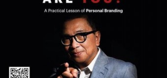 Kembali ke Dunia Personal Branding,Helmy Yahya diskusi : Who The Hell Are You