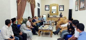 Bupati Empat Lawang Sambut Rombongan Konker Komisi V DPR RI