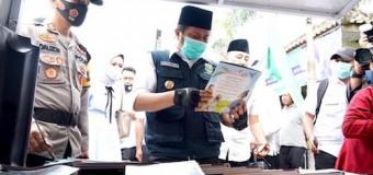 Pengajian Akbar di OKU Timur, Herman Deru Disambut Ribuan Muslimat NU
