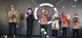 HD Bangga Sumsel Miliki Pasar Ikan Modren Pertama di Luar Jawa
