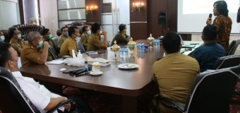 Menuju Empat Lawang Smart City, Bupati Audensi Bersama Jajaran PT. STI