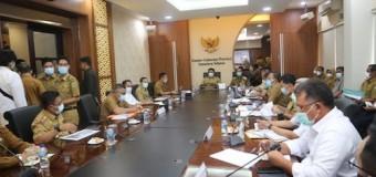 Herman Deru Dukung Pemkot Palembang Benahi Infrastruktur