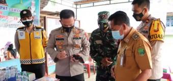 Penilaian Tiga Kampung Tangkal Covid di Empat Lawang