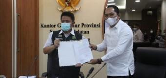 HD Sinkronkan Program Strategis Provinsi dengan Kabupaten/Kota