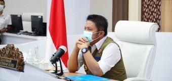 Gubernur Herman Deru Divaksin Perdana, Kamis Depan