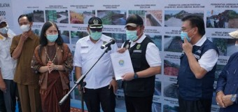 Terima Kasih Pak Herman Deru, Jalan di Daerah Kami Sudah Diperbaiki