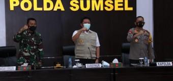 Gubernur HD Ajak Semua Pihak Berperan Aktif Tekan Terjadinya Kasus Karhutla