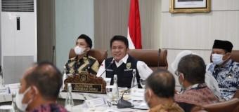 Herman Deru Larang Bupati/Wako Membangun Daerah Asal-Asalan