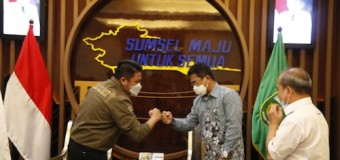 Herman Deru Dukung Transformasi Digital TVRI Sumsel