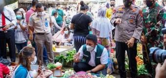 Jelang Ramadhan Stok dan Harga Sembako Dipasaran Relatif Stabil