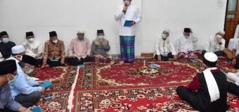 Herman Deru Kenang Sosok Alm Prof Mahyuddin yang Edukatif dan Menghibur