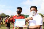 Dukung Perkembangan Sepakbola Nasional, Herman Deru Gulirkan Turnamen Sepakbola U-14 dan Women Sriwijaya FC Championship