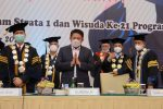 Herman Deru Didaulat Menjadi Ketua Ikatan Alumni Unversitas Sjakhyakirti