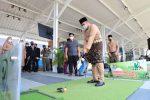Herman Deru Resmikan Driving Range Lapangan Golf Sebagai Destinasi Wisata Olahraga Baru Kota Lubuk Linggau
